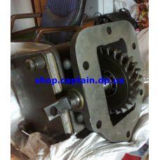 Коробка отбора мощности для привода насоса НШ на ГАЗ-3307