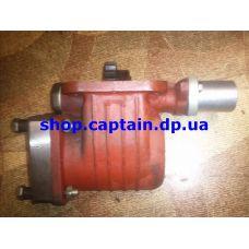 Коробка отбора мощности с пневмоуправлением для привода НШ на ГАЗ-3309