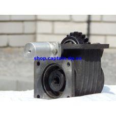 Коробка отбора мощности с пневмоуправлением для привода НШ на КамАЗ