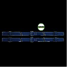 Нагрудник х/б+лрк 40 мм (пара)