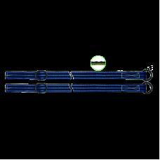 Нашильник х/б+лрк 40 мм (пара)