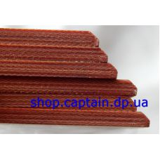Лопатки текстолитовые насос КО-510 5,5х47,5х420