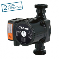 Sprut GPD25-6S-180