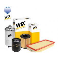 WF8309 Фильтр топливный WF8509